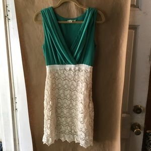 Cute dress by Double Zero. Sz M